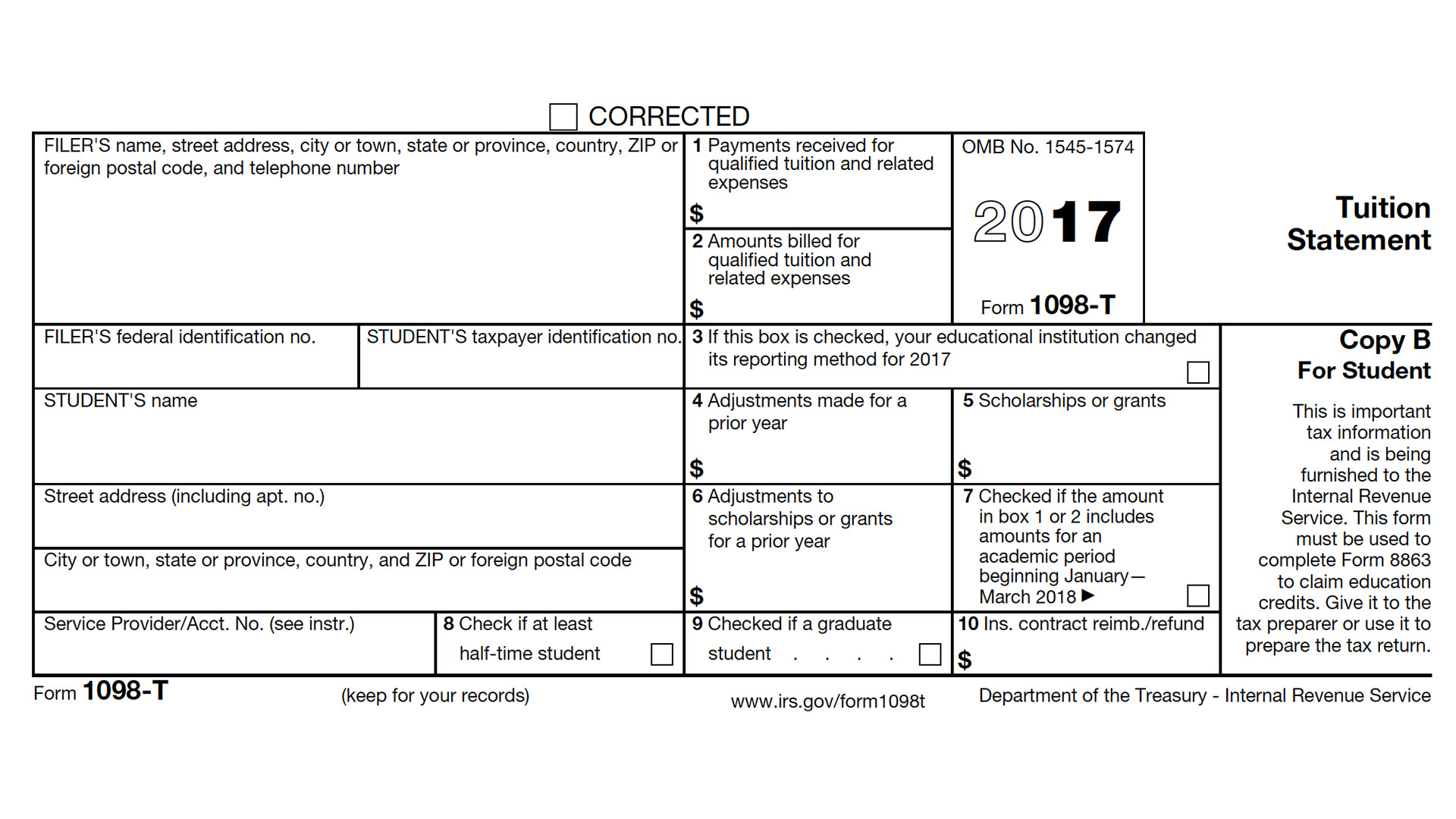 Form 1098-T: Everything you need to know – Go TJC